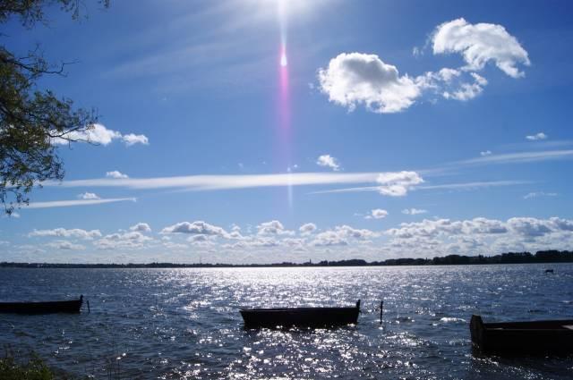 Pałuki jeziora